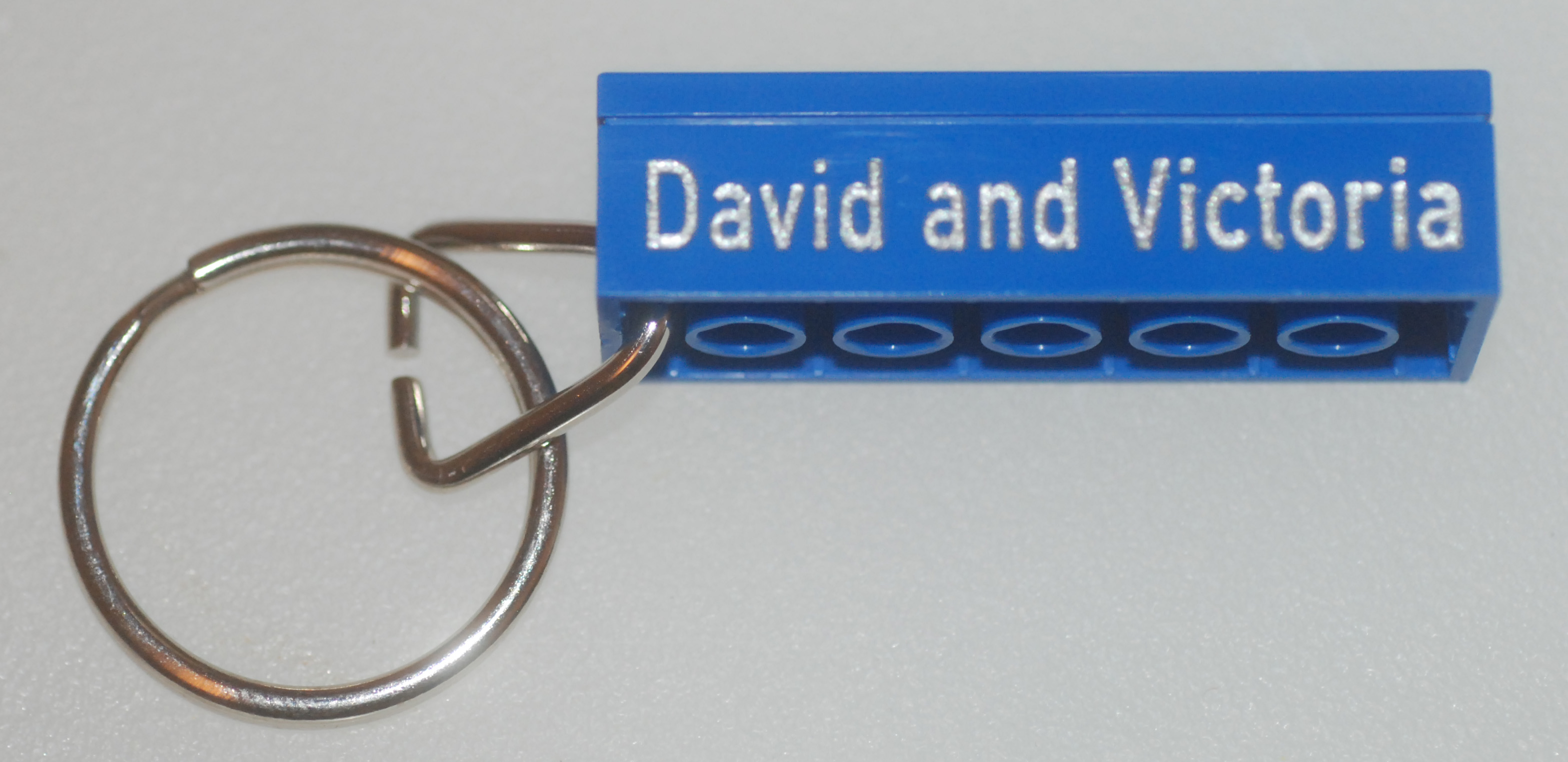 Personalized Keychain Wedding Favors | Giftwedding.co