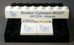 Bricks and Tiles that we did for the FLL Team the Boston Cybears.