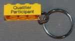 Keychain for GA FLL Competition