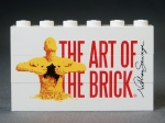 The Art of the Brick Magnet