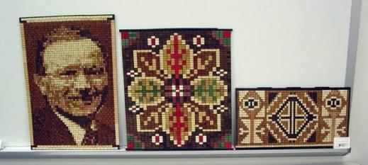 WoodStitches Mosaics BFest